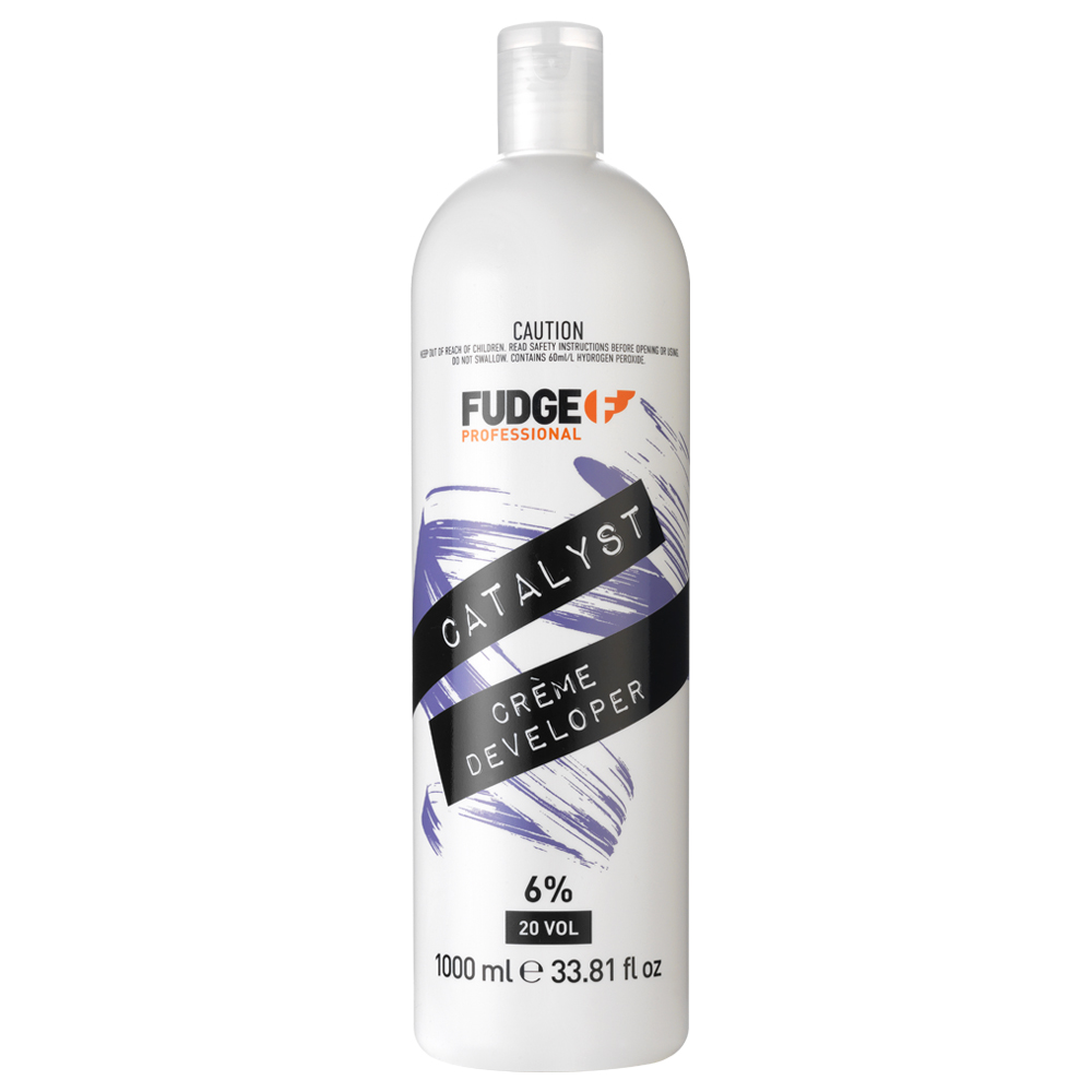 FUDGE CATALYST PEROXIDE 20 VOLUME