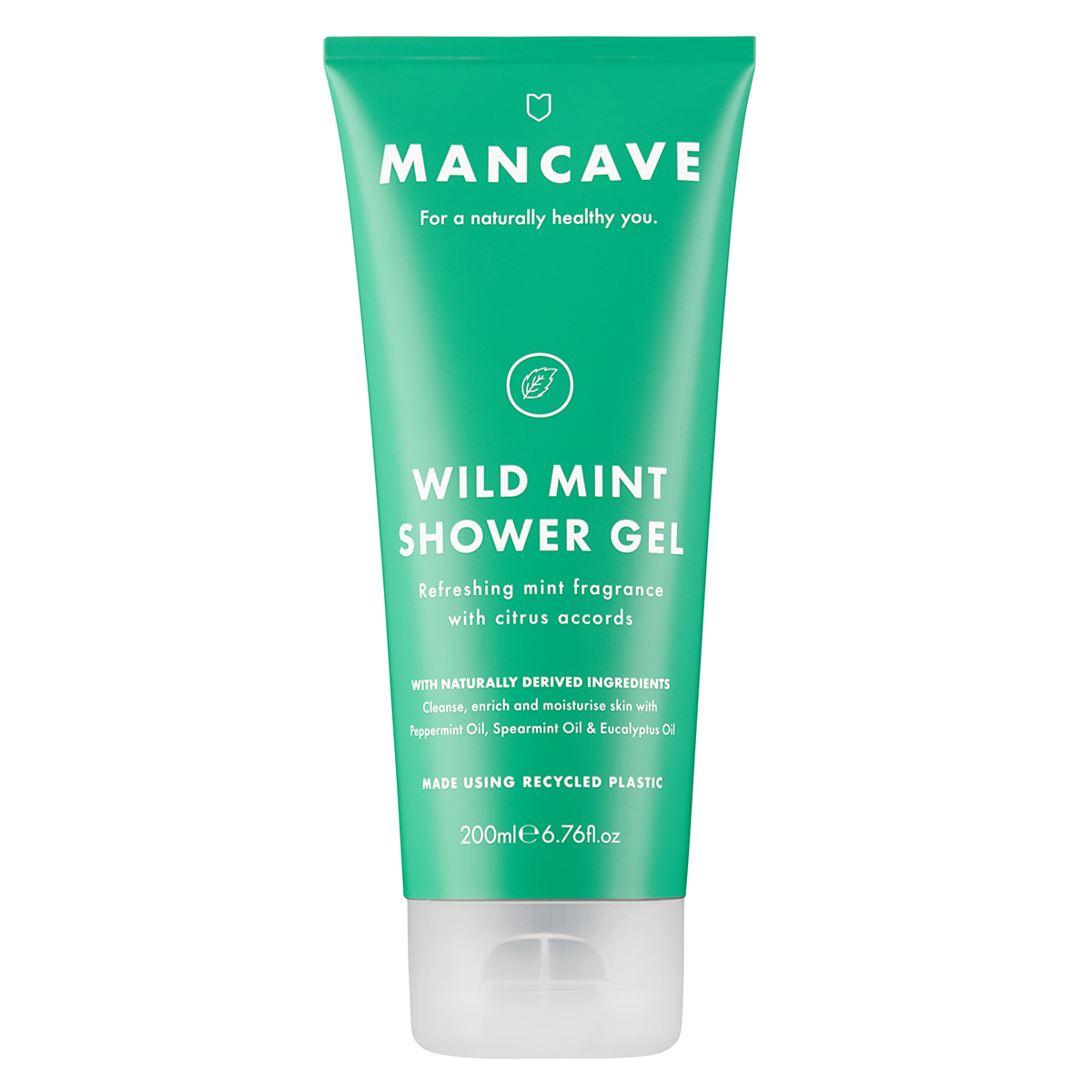 ManCave Wild Mint Shower Gel