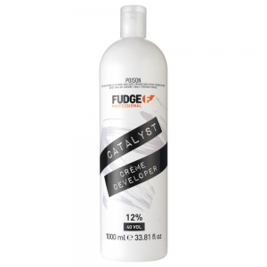FUDGE CATALYST PEROXIDE 40 VOLUME