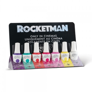 GELISH ROCKETMAN DISPLAY 7er