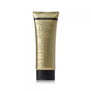 Gradual Tan Sculpt & Glow Body Lotion