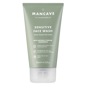 ManCave Sensitive Face Wash