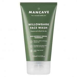 ManCave Willowbark Face Wash