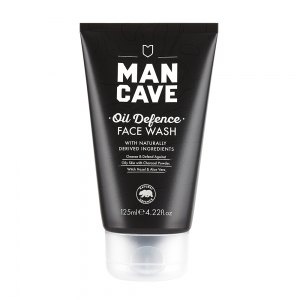 ManCave Oil Defence Face Wash