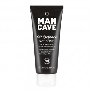 ManCave Oil Defence Face Scrub