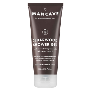 ManCave Cedarwood Shower Gel