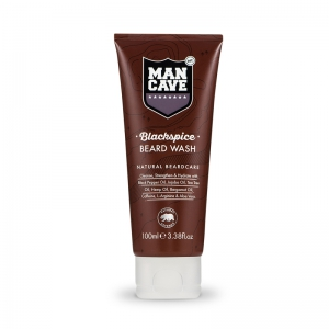 ManCave Blackspice Beard Wash