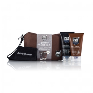 ManCave Wash Bag Shave